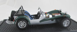 Caterham Super Seven Roadster Green Kyosho