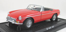MG B Mk-1 Roadster Red Kyosho