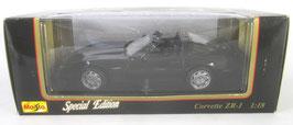 1992 Corvette ZR-1 Black Maisto