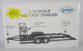 1/18 scale Car Hauling Trailer GMP