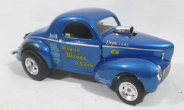 1941 Willys Stone Woods & Cook Gasser