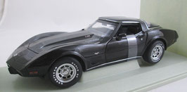 1978 Corvette L-88 Black UT Models