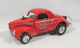 1941 Willys K. S. Pittman Gasser 1/18 Acme