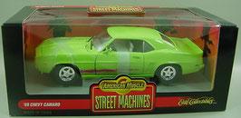 1969 Chevy Camaro Street Machine Green