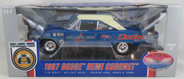 1967 Dodge Coronet R/T Dandy Dick Landy Super Stock HW-61 1/18