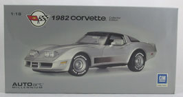 1982 Corvette Collector Edition Autoart Models