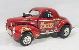 1941 Willys Hooker Gasser 1/18 Acme