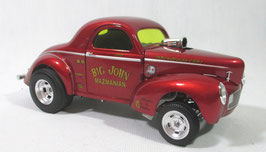 1941 Willys Big John Mazmanian Gasser 1/18