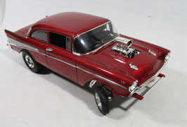 1957 Chevy Bel Air Sedan Mr Gasser 1/18