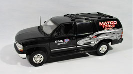 Chevy Suburban Matco Toll Tow Vehicle  Ertl Racing Champions 1/18