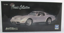 1978 Corvette Silver  Autoart