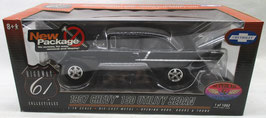 1957 Chevy 150 Utility Sedan Super Street Black