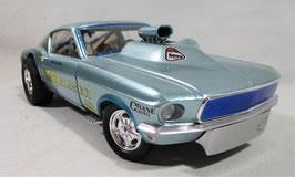 1967 Mustang Malco Gasser  Ohio George 1/18 GMP