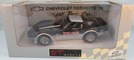 1978 Corvette Indy 500 Pace Car  UT Models (Autoart)