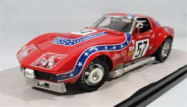 Corvette L-88 Dave Heinz / Bob Johnson 1972 Sebring 1/18 Carousel 1