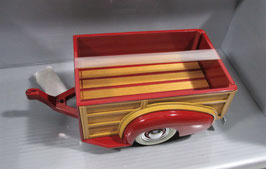1939 Chevy Trailer Red 1/18