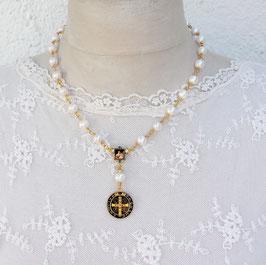 Schutzkette *Benedictus pearl*