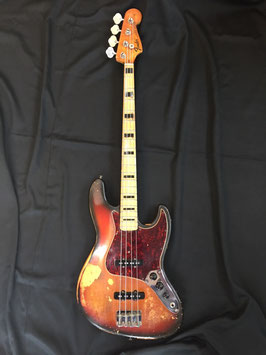 Vintage 1973年製 Fender USA Jazz Bass