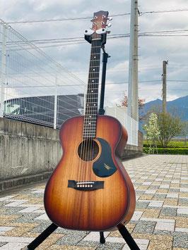 中古 美品 Maton Guitars EBW808 CTM Color (激レアカラー!!!)メイトン・フル小物セット付属!!!