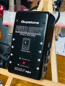 中古 Guyatone AC105 パワーサプライ DCケーブル x8本付属!