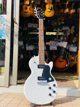 新品 Gibson USA Les Paul Special Tribute-P-90 Worn White Satin
