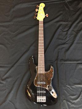 USED 美品 FUJIGEN Neo Classic NJB100V 5弦ベース