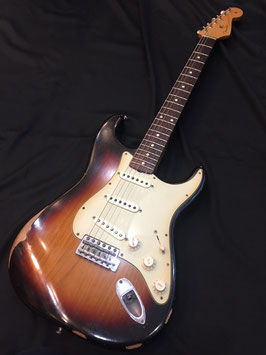 USED 2010年製 Fender Mexico Road Worn 60's Stratcaster