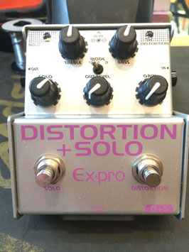 中古 Ex-Pro DISTORTION + SOLO