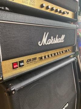 中古 2006年製 Marshall JCM2000 DSL50 訳あり品