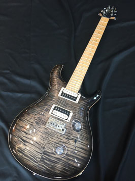USED 2010年製 PRS CE MAPLE 24 KID09 CHARCOAL BURST