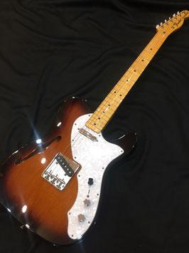USED 美品!!! Fender USA American Vintage '69 Telecaster Thineline