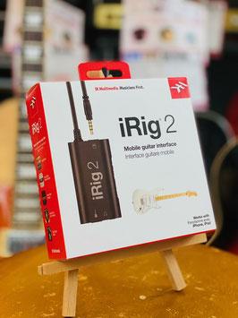 新品 IK Multimedia iRig2 (iPhione iPad)