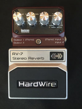中古 Digitech RV-7