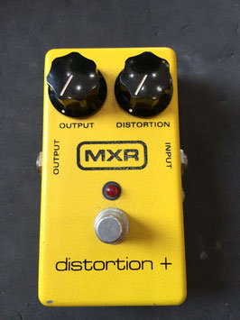 中古 MXR DISTORTION+