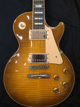 中古 2002年製 Gibson USA 50's LP-Standard HoneyBurst