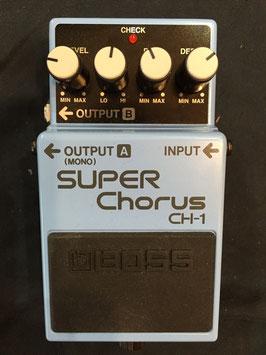 美品中古 BOSS CH-1 SUPER Chorus
