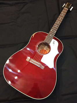 世界75本限定 Gibson Custom Shop 1960's J-45 Wine Red