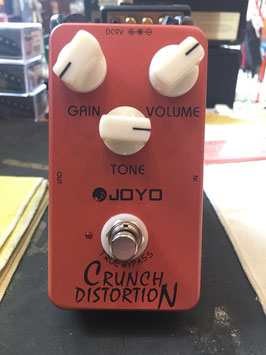 中古(新品同様) JOYO CRUNCH DISTORTION JF-03