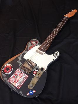 USED 2007年製 Fender Mexico Joe Strummer Telecaster