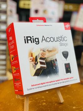 新品IK Multimedia iRig Acoustic Stage