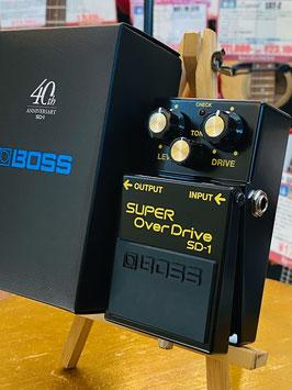新品 BOSS SD-1-4A  40周年記念限定モデル SD-1 SUPER OverDrive