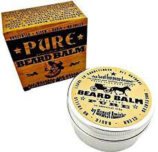 Honest Amish Beard Balm Pure (geruchlos) 60ml
