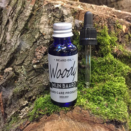 "Bartöl ""Woody"" 30ML"