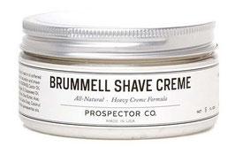 Rasiercreme Brummel von Prospector Co (236 ml)