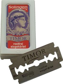 TIMOR RASIERKLINGEN TIMOR SOLINGEN 10 Stück