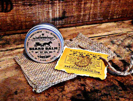 Honest Amish Heavy Duty Beard Pure Balm 60ml (geruchlos)