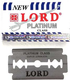 LORD  Platinum Classic Rasierklinge 5 Klingen