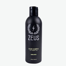 Zeus Sandalwood Beard Shampoo 236ml