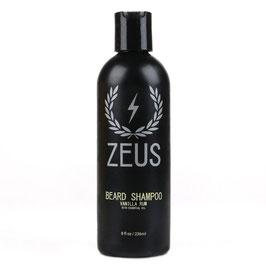 Zeus Vanilla Rum Beard Shampoo 236ml