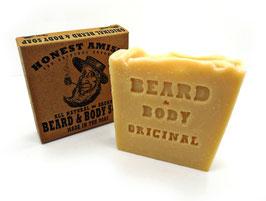 Beard and Body Soap Honest Amish